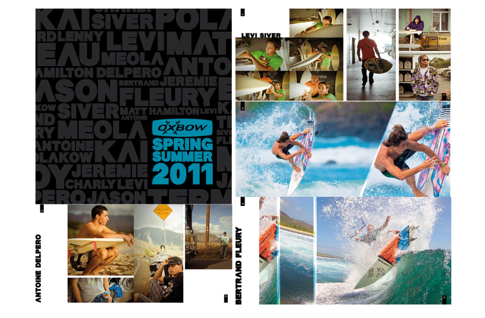 Oxbow catálogos