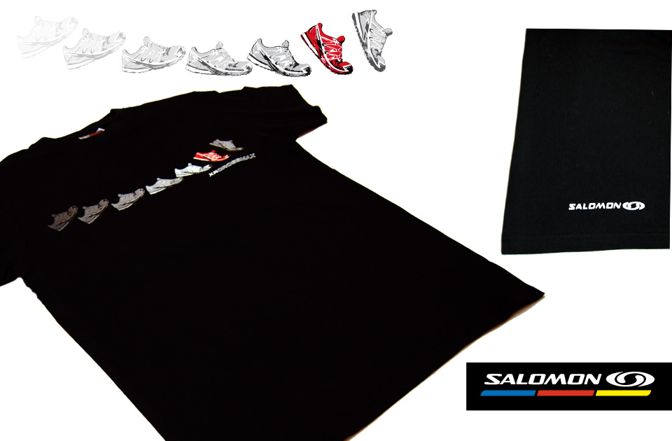 Salomon crossmax tee