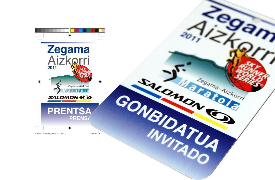 Zegama Aizkorri pases de prensa